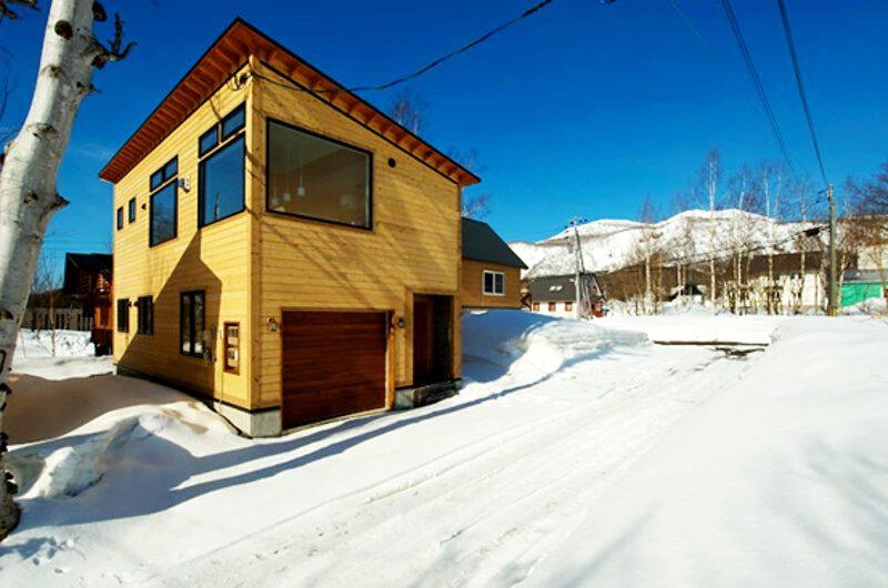 Tsukinoki Outdoor View with Snow | Lower Hirafu