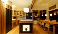 Tsukinoki Kitchen and Dining Area | Lower Hirafu
