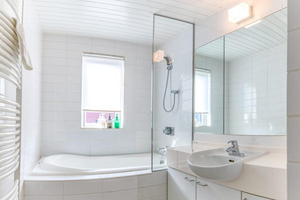 Wajima Bathroom with Bathtub | Middle Hirafu
