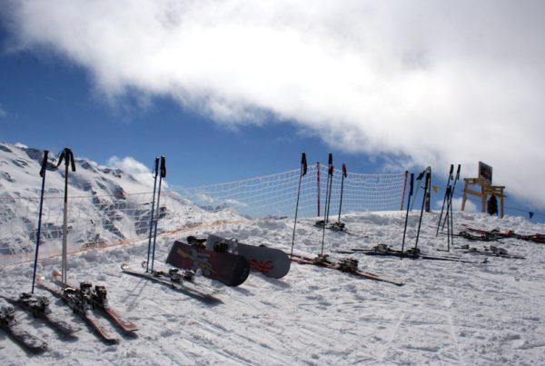 Ski Feature
