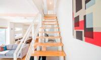 Yamabiko Hirafu Up Stairs | Lower Hirafu