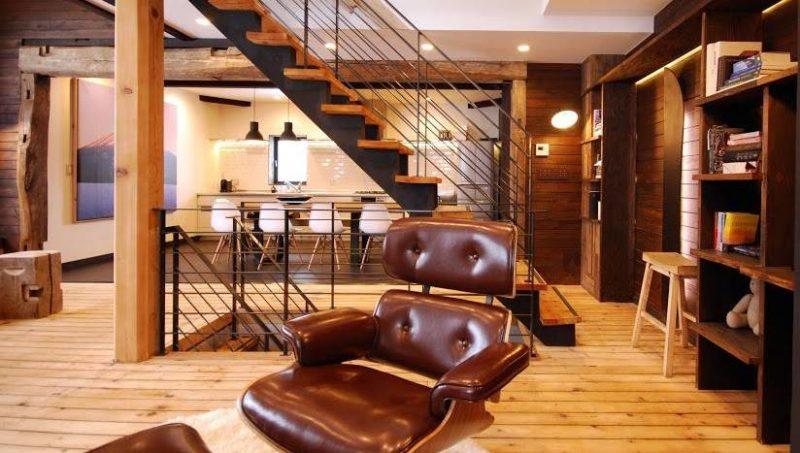 Momiji Lodge Study Area | Middle Hirafu