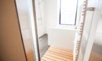 Hirafu 188 Apartments Bathroom View | Upper Hirafu