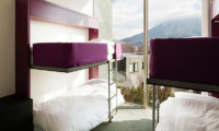Terrazze Niseko Three Bedroom Alpine Views Family Bunk Room | Middle Hirafu