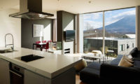 Terrazze Niseko Three Bedroom Alpine Views Living | Middle Hirafu