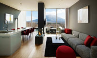Terrazze Niseko Two Bedroom Yotei Deluxe Living | Middle Hirafu