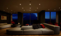 Terrazze Niseko Four Bedroom Yotei Panorama Penthouse Lounge | Middle Hirafu
