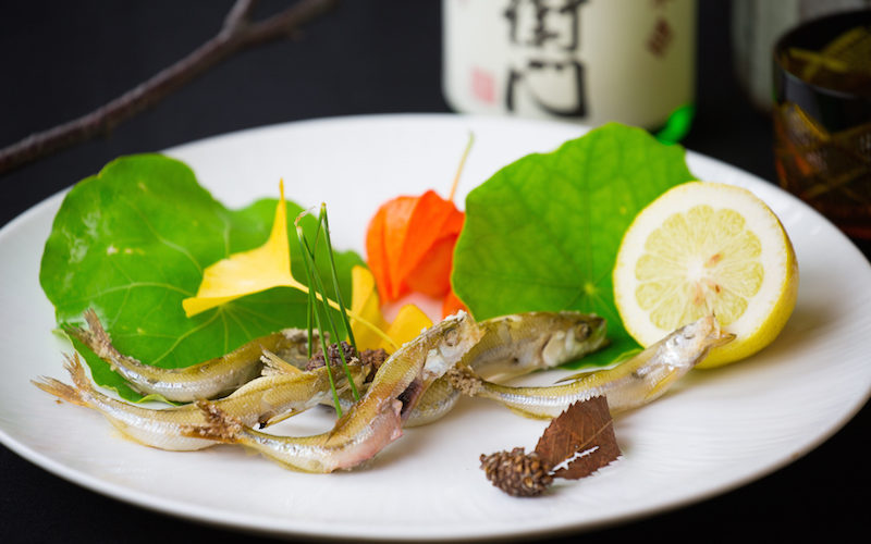 niseko-an-dining