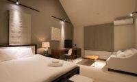 Goyomatsu Bedroom with Sofa | West Hirafu