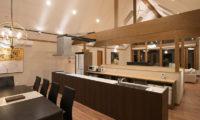 Goyomatsu Kitchen and Dining Area | West Hirafu