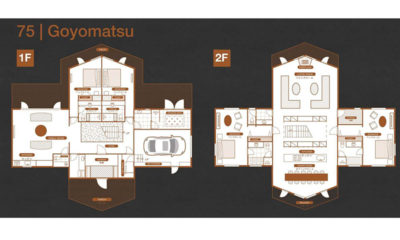 Goyomatsu Floorplan | West Hirafu