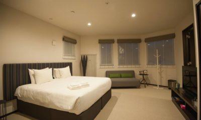 Kasumi Bedroom with Sofa | West Hirafu