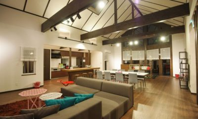 Kasumi Living and Dining Area | West Hirafu