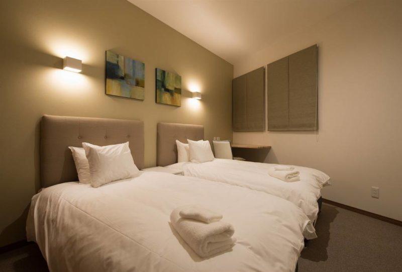 Kuromatsu Twin Bedroom | West Hirafu