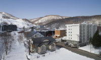 Fresh Powder Niseko Outdoor View | Upper Hirafu