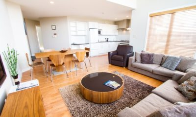 Fresh Powder Niseko Living and Dining Area | Upper Hirafu