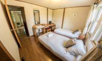 Jam Lodge Niseko Twin Bedroom | West Hirafu