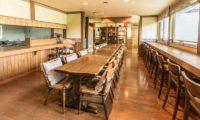 Jam Lodge Niseko Kitchen and Dining Area | West Hirafu