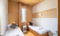 Potato Lodge Niseko Twin Bedroom | Lower Hirafu