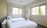 First Tracks Twin Bedroom | Upper Hirafu