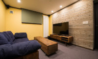 Gustavs Hideaway Lounge Area | Lower Hirafu