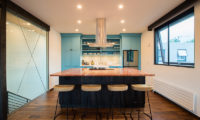Gustavs Hideaway Kitchen and Dining Area | Lower Hirafu