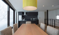 Kawasemi Residence Kitchen and Dining Area | Lower Hirafu