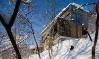 Kawasemi Residence Outdoor View | Lower Hirafu