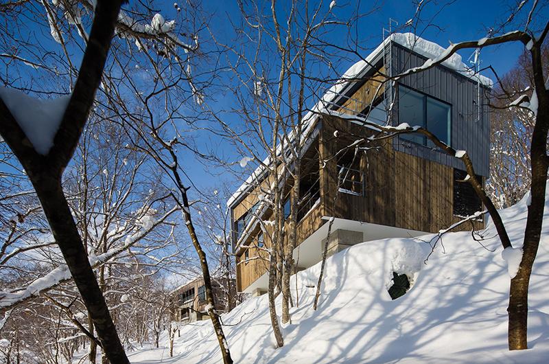 Kawasemi Residence Outdoor View   Lower Hirafu