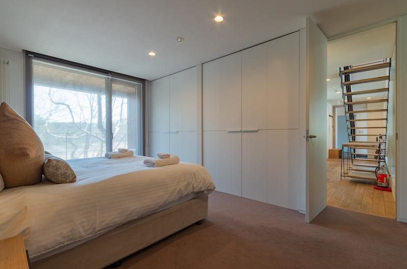 Kawasemi Residence Bedroom View | Lower Hirafu