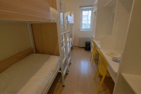 My Ecolodge Bunk Beds | East Hirafu