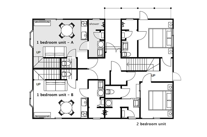 Kiseki Floorplan One | Upper Hirafu