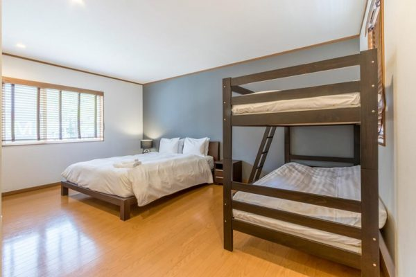 Kiseki Spacious Bedroom | Upper Hirafu