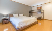 Kiseki Bedroom with Bunk Beds | Upper Hirafu