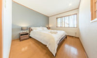 Kiseki Bedroom with Wooden Floor | Upper Hirafu