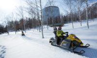 Kasara Townhouses Snowmobiling Onsite | Niseko Village