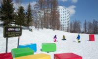 Kasara Townhouses Kids Play Area | Niseko Village
