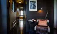 Kasara Townhouses Bedroom Reading Chair | Niseko Village