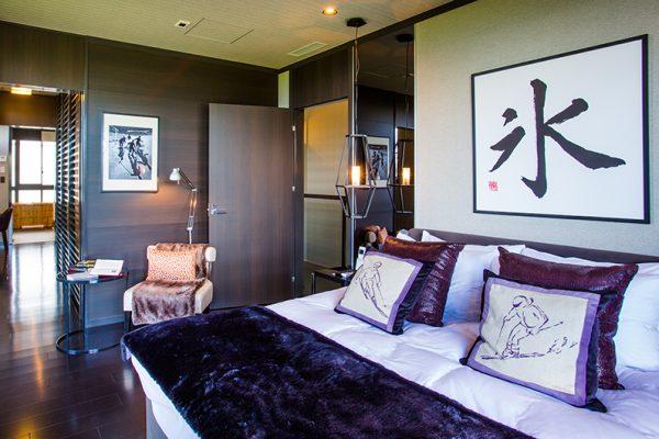 Kasara Townhouses Master Bedroom | Niseko Village