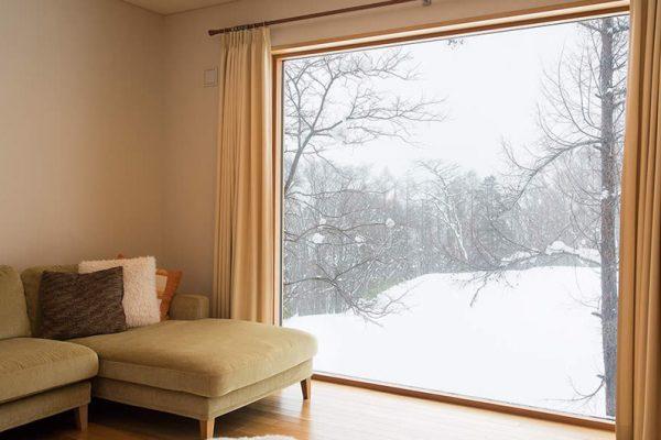 Akari Lounge Area | Outer Hirafu