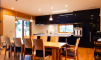 Akari Kitchen and Dining Area | Outer Hirafu