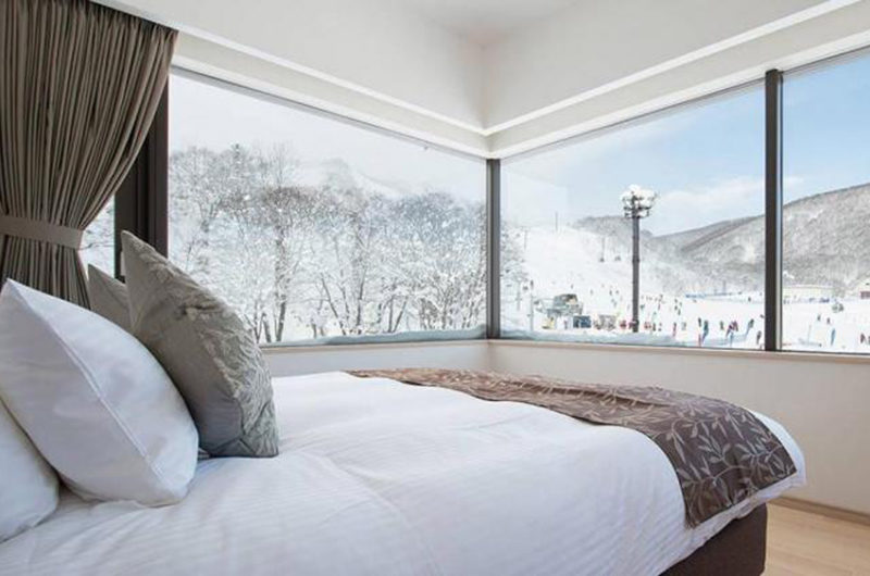 Ki Niseko Bedroom with Mountain View | Upper Hirafu