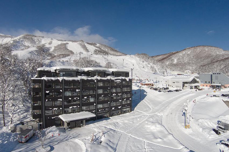 Ki Niseko Outdoor Area | Upper Hirafu