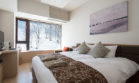 Ki Niseko Bedroom with TV | Upper Hirafu