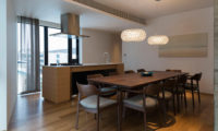 Kozue Kitchen and Dining Area | Middle Hirafu