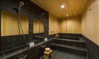 Gresystone Japanese Style Shower and Bathtub | Lower Hirafu