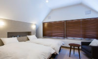 Gresystone Twin Bedroom with Sofa | Lower Hirafu