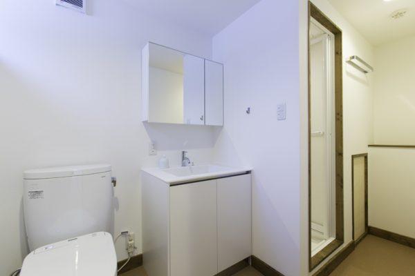 Gresystone Bathroom | Lower Hirafu