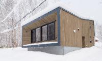Heiwa Lodge Outdoor View | West Hirafu