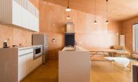 Heiwa Lodge Kitchen Area | West Hirafu